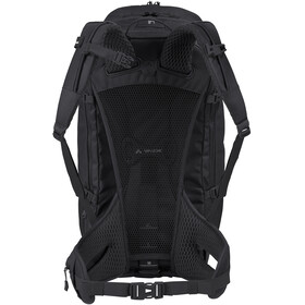 VAUDE Bike Alpin 32+5 Rygsæk, black